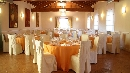 Sala ristorante apparecchiata Foto - Capodanno Villa Bregana a Carnago