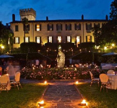 Capodanno Villa Bossi Lomnago Foto