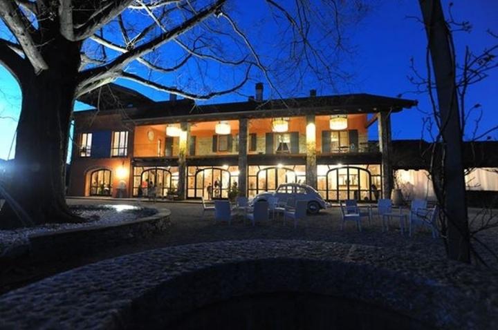 Capodanno Villa Quassa Ispra Foto