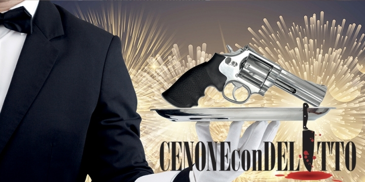 Capodanno AS Hotel Sempione Cenone con Delitto Foto