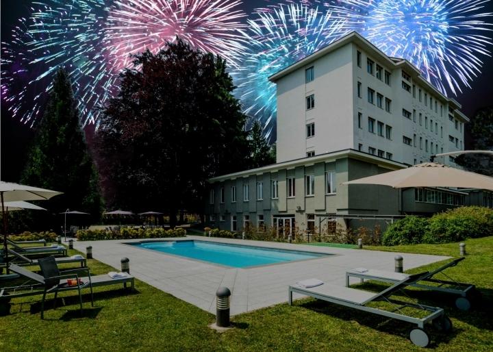 Capodanno Hotel Ibis Styles Varese Foto
