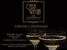Capodanno Ristorante Casa Regia Gallarate Foto