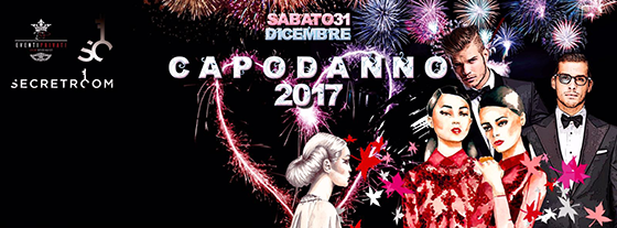 capodanno secret room legnano