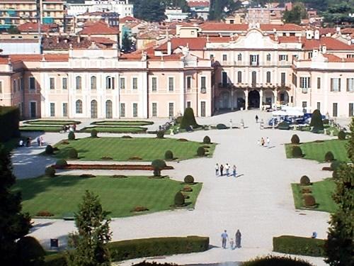 palazzo estense varese giardini foto